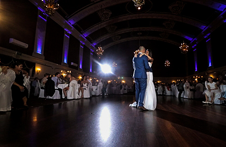 wedding reception videography melbourne