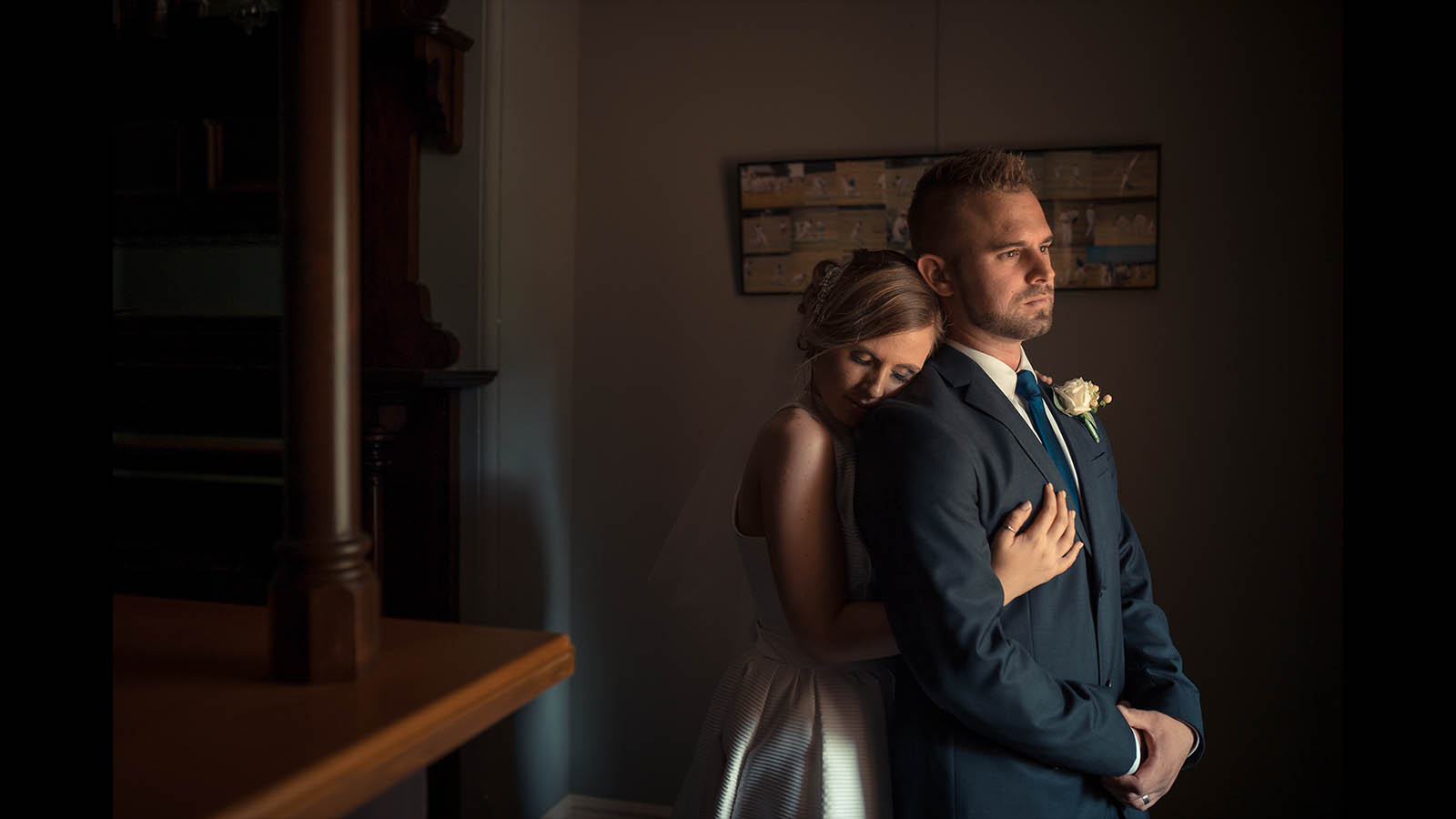 Geelong Wedding Bride and Groom Location