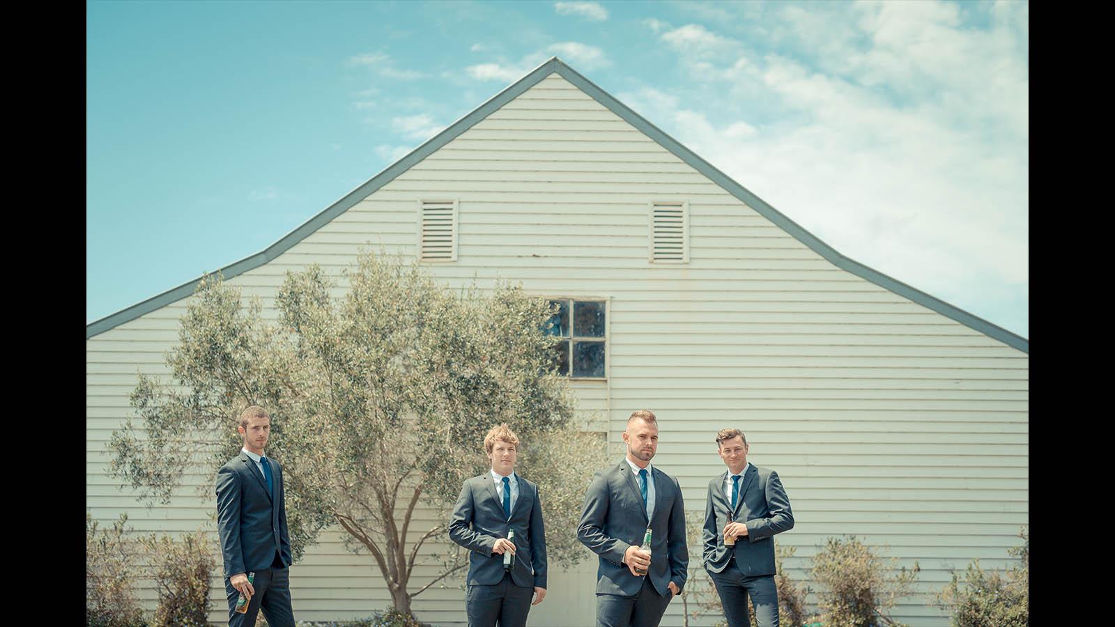 Geelong Wedding Get Ready
