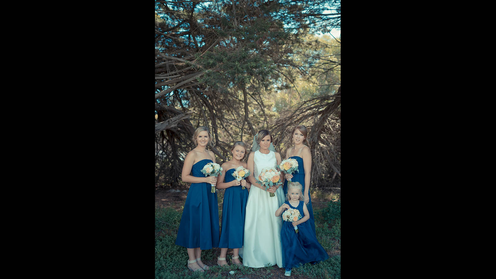 Geelong Wedding Bridal Party Location
