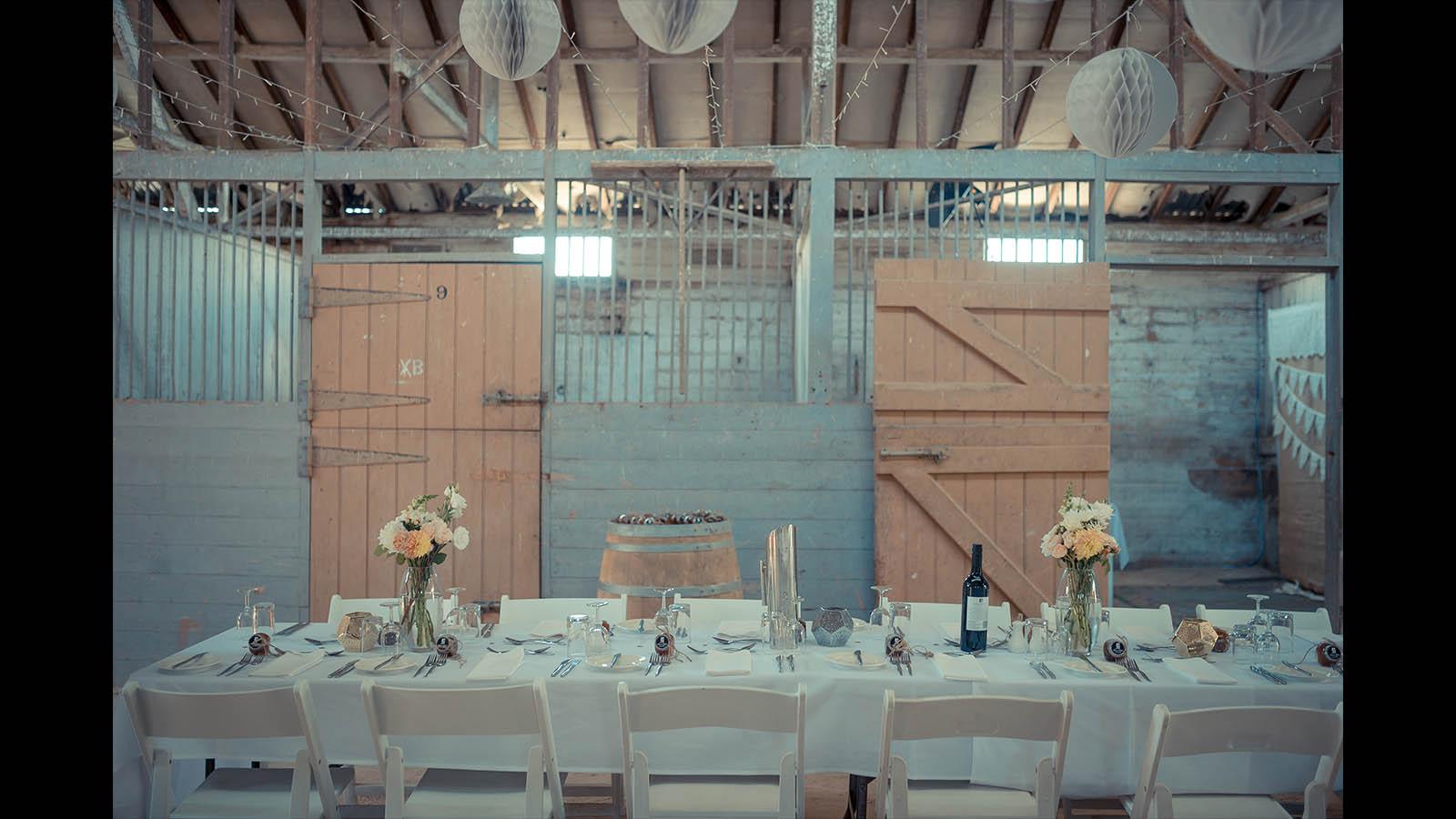 Geelong Wedding Reception