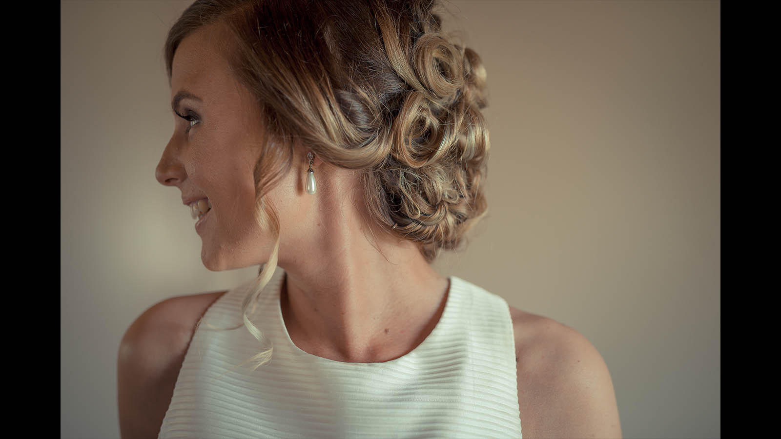 Geelong Wedding Bridal Get Reay Photo