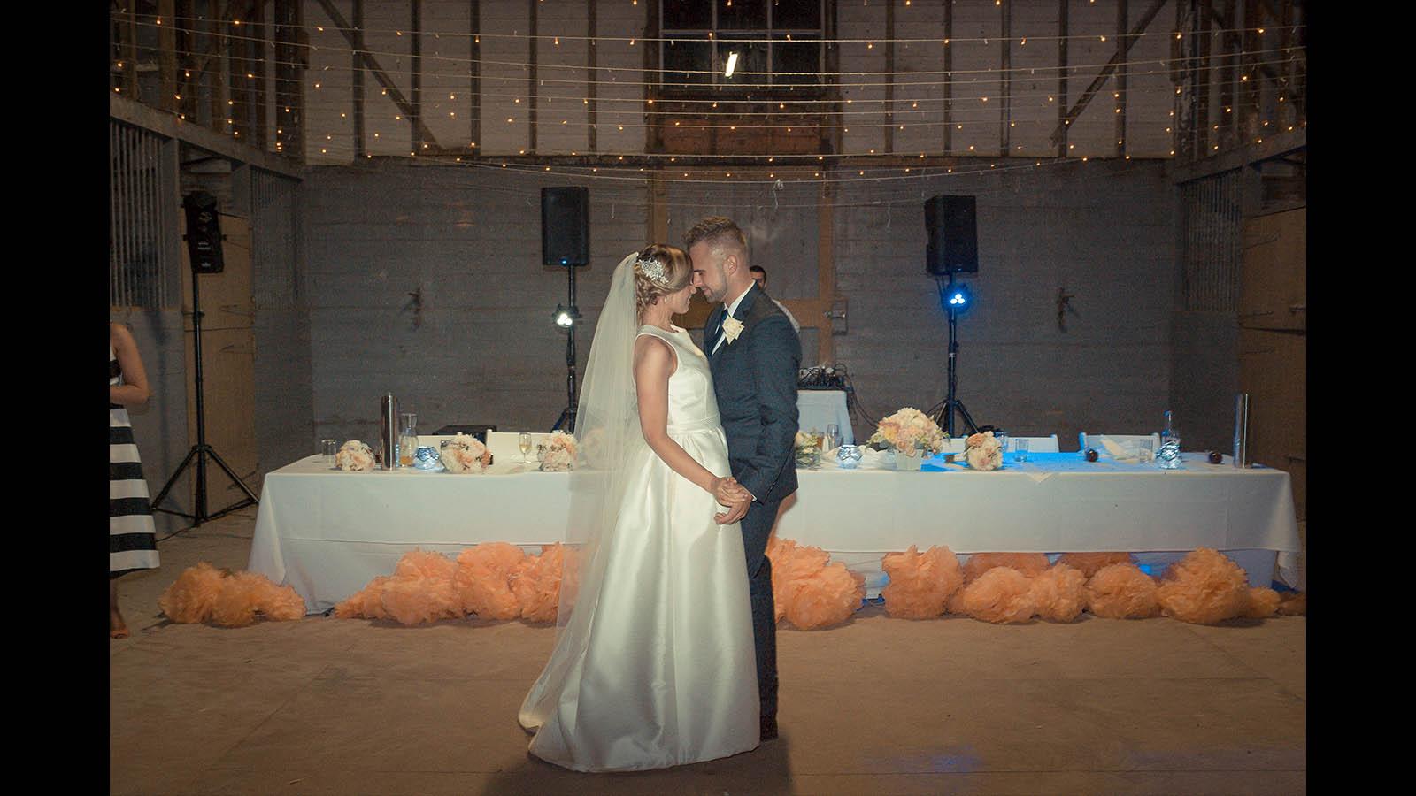 Geelong Wedding First Dance