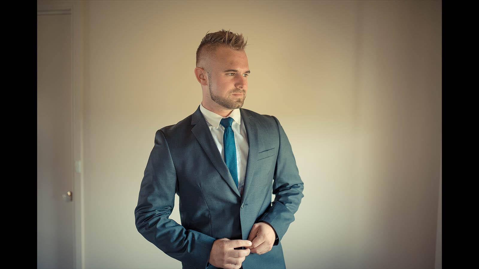 Melbourne-wedding-photography groom get ready 1
