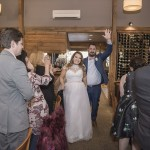 Melbourne wedding reception photo