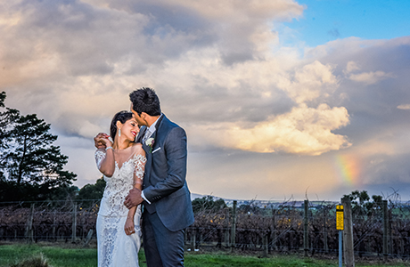 Balgownie Estate Wedding Video