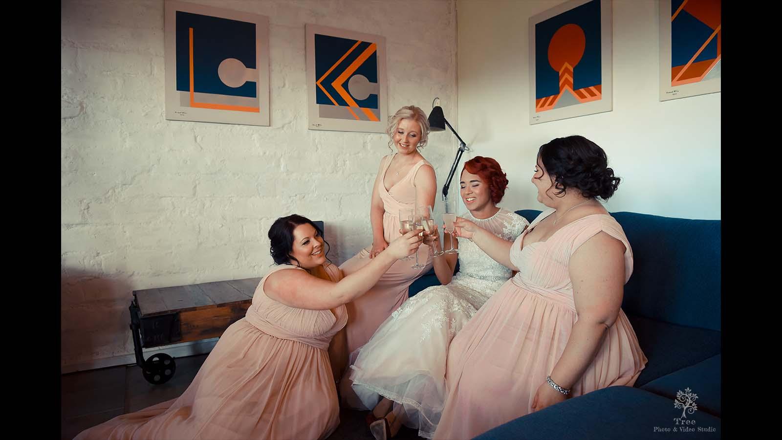 Wedding Bridesmaid 1