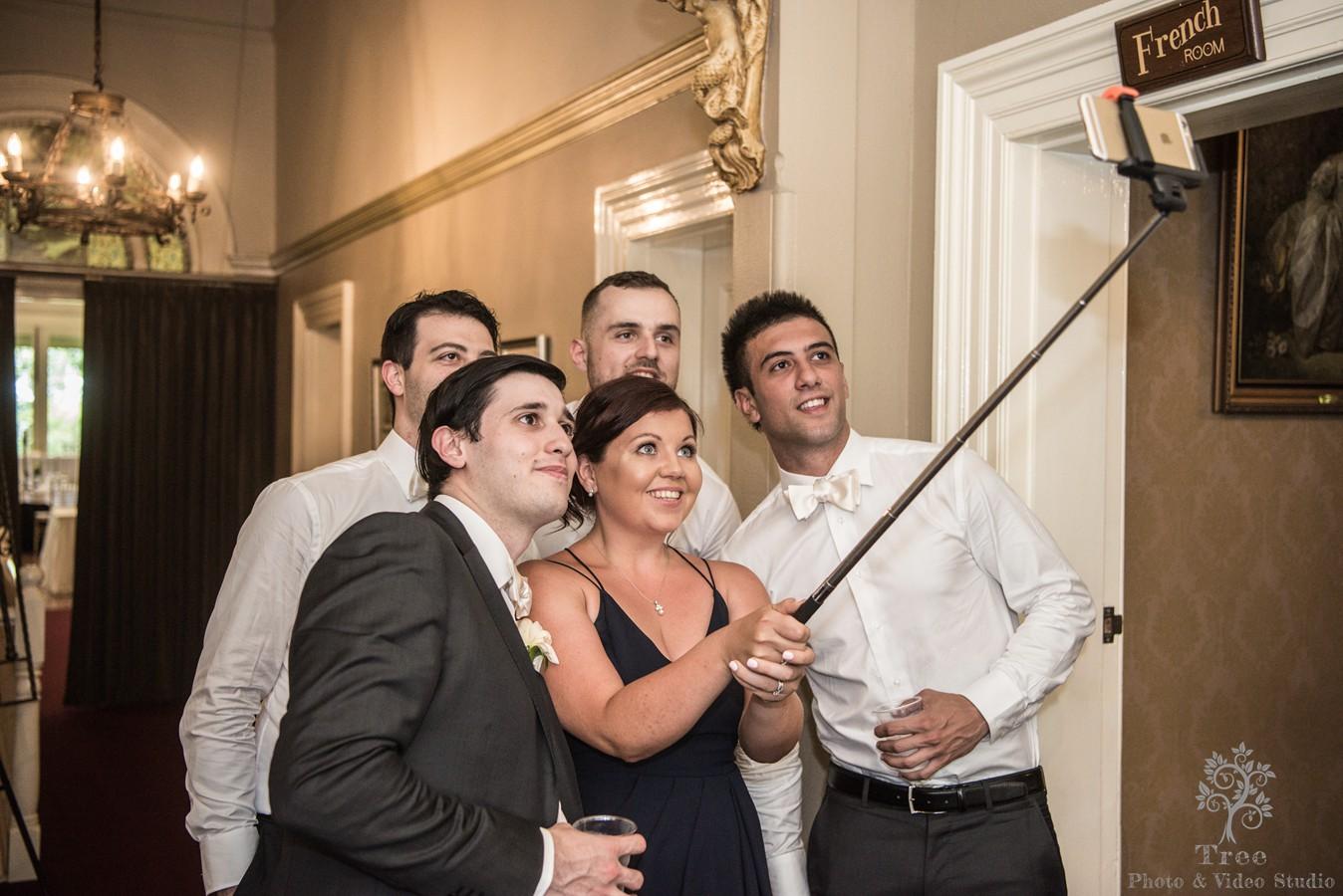 Ascot House Wedding