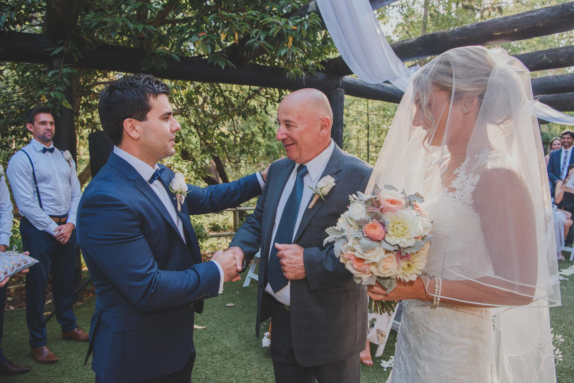 Mt Dandenong Wedding