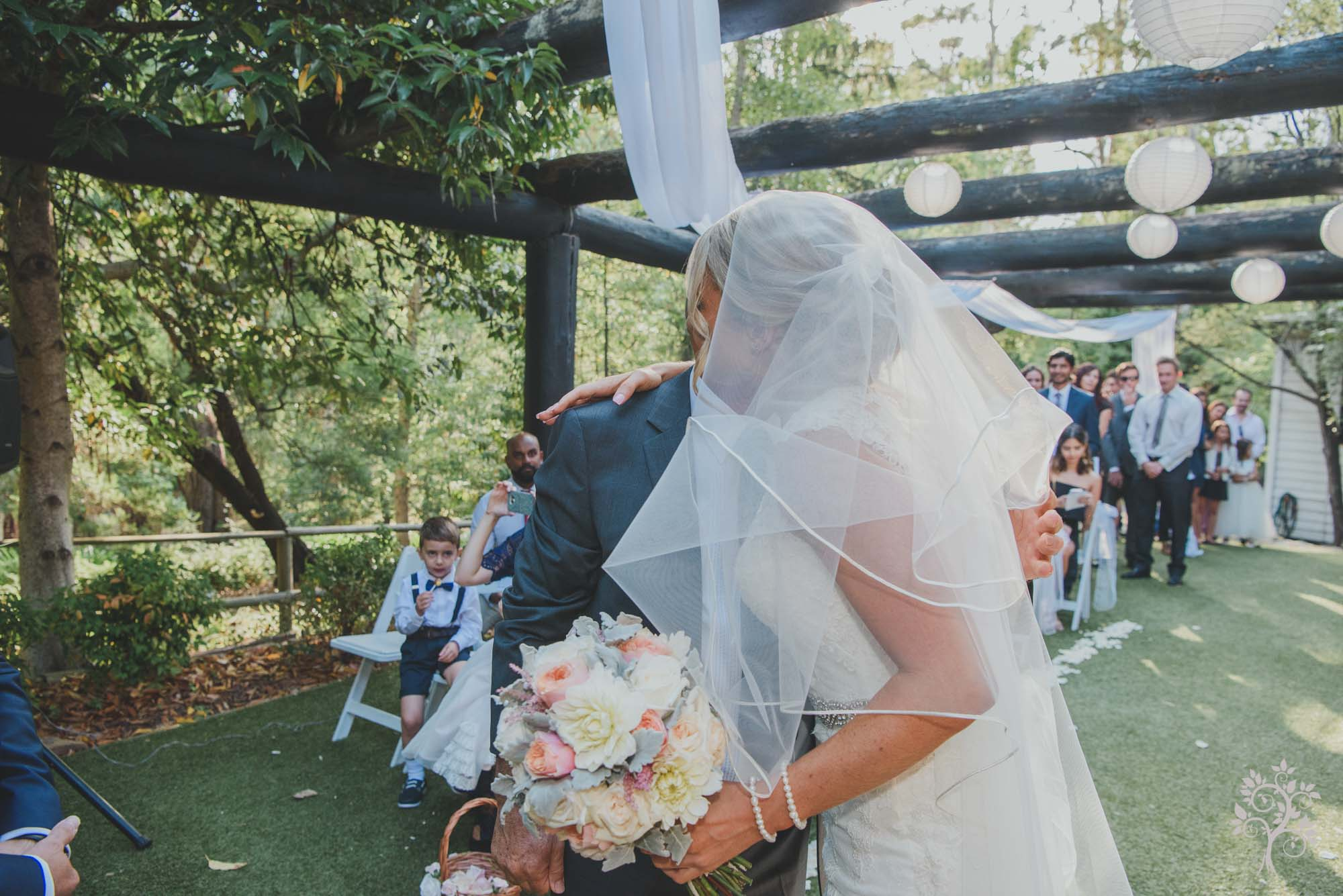 Dandenong Range Wedding