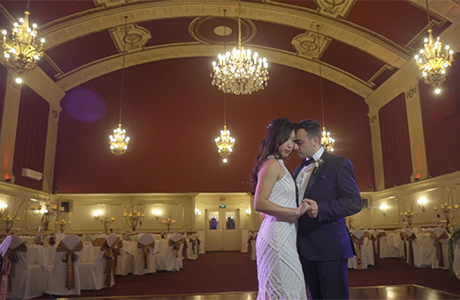 The Regal Ballroom Wedding