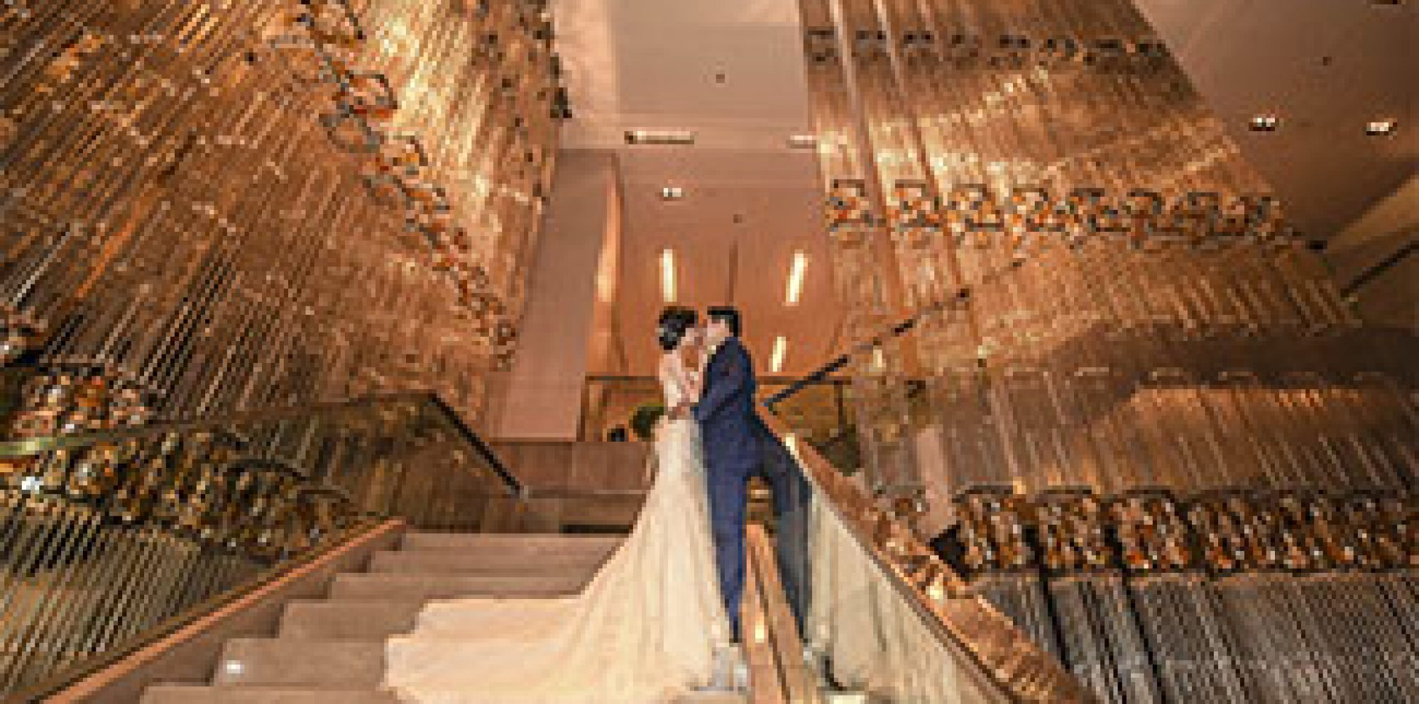 Yuan & wilson grand hyatt wedding photography