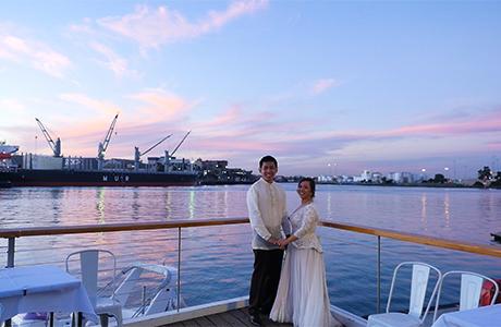 Melbourne wedding video same day editing