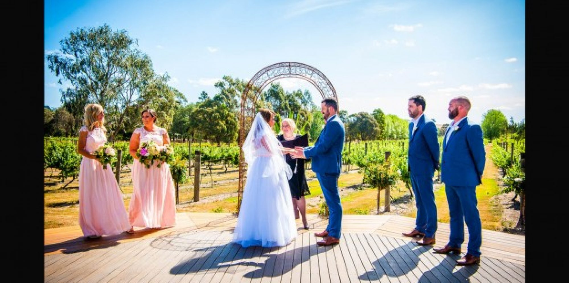 Selecting a wedding venue in melbourne