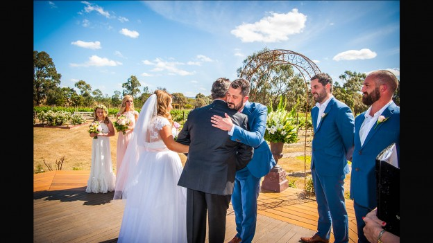 wedding photography Glen Erin at Lancefield