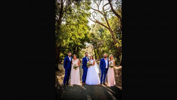 wedding bridal photography Glen Erin at Lancefield, Vineyard