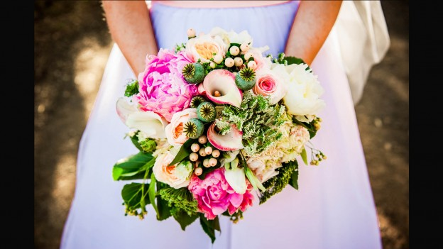 Melbourne brial wedding bouquet