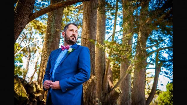 wedding groom photography Glen Erin at Lancefield