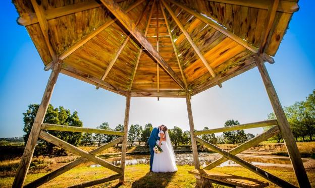 wedding photo -- location shoot