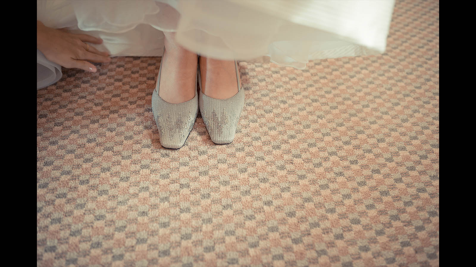 Geelong Wedding Bridal shoes