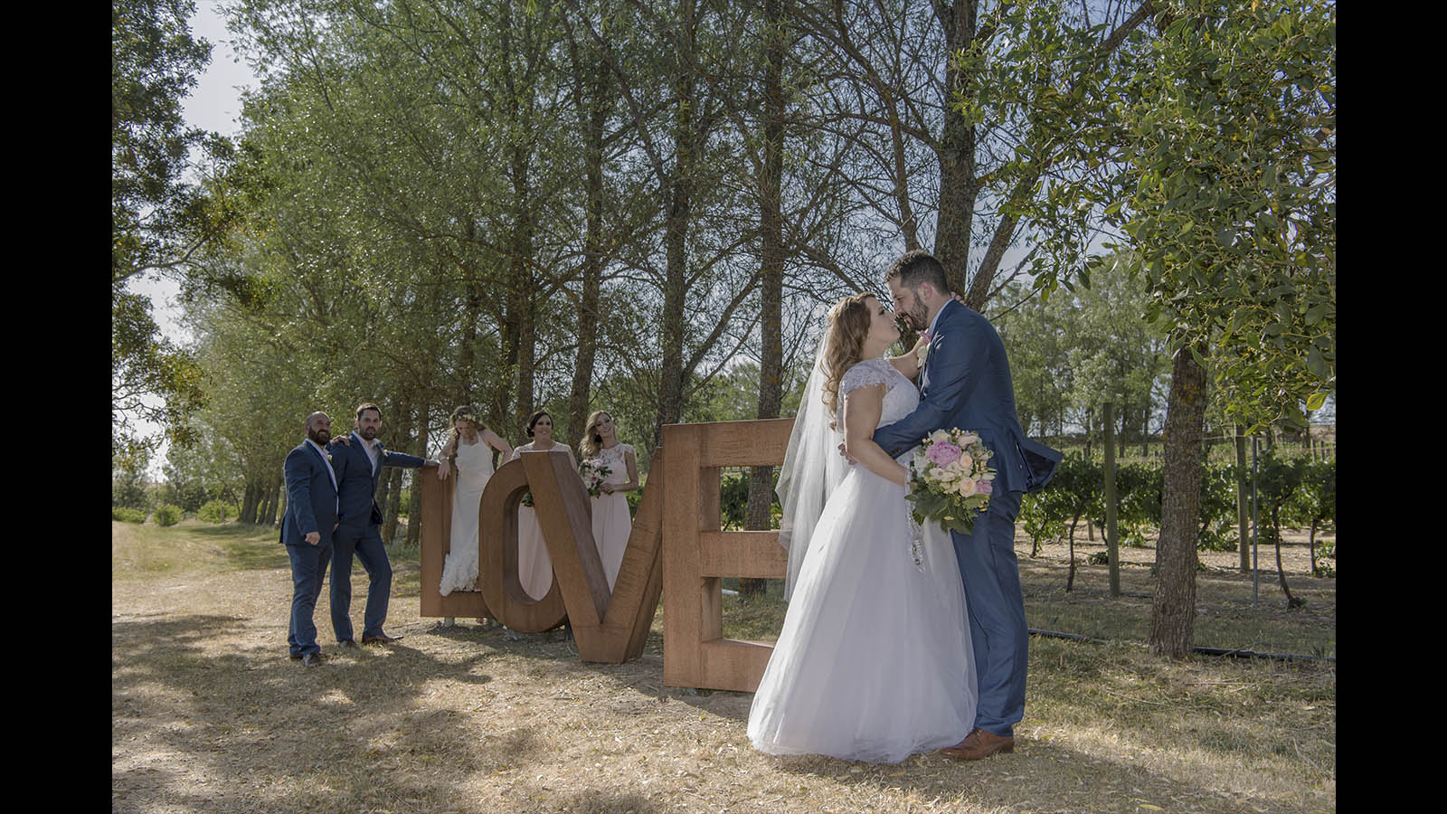 wedding location photo Glen Erin at Lancefield