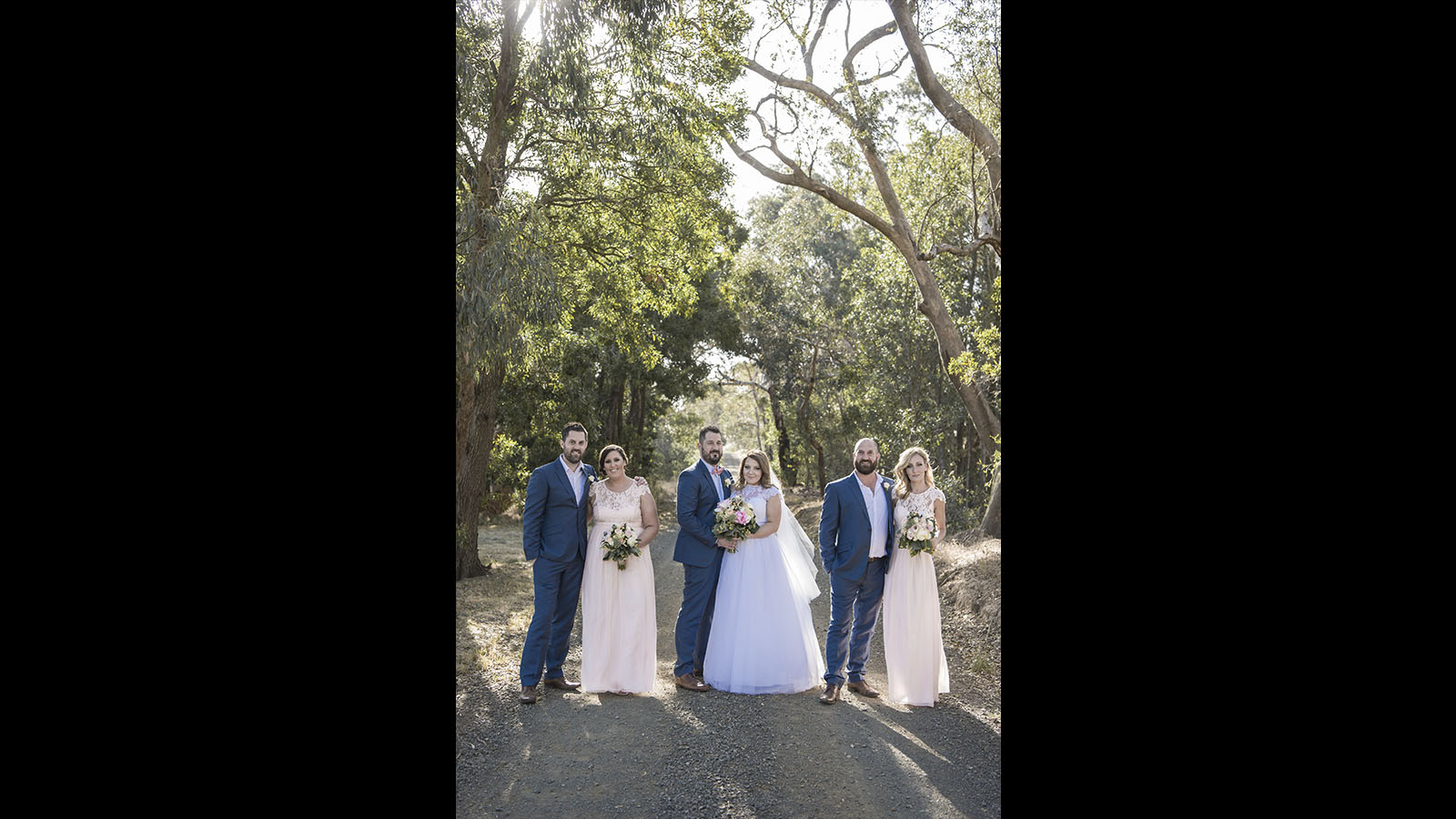 wedding bridal photography Glen Erin at Lancefield, Vineyard