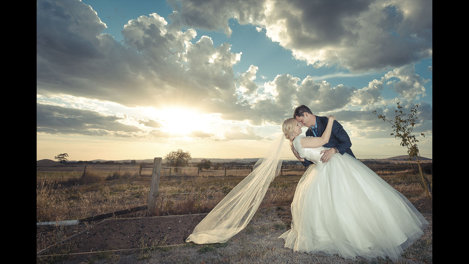 Ballarat Wedding Sunset Photography