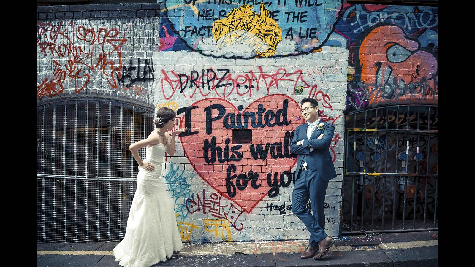 Wedding-Photo-In-Hosier-Lane