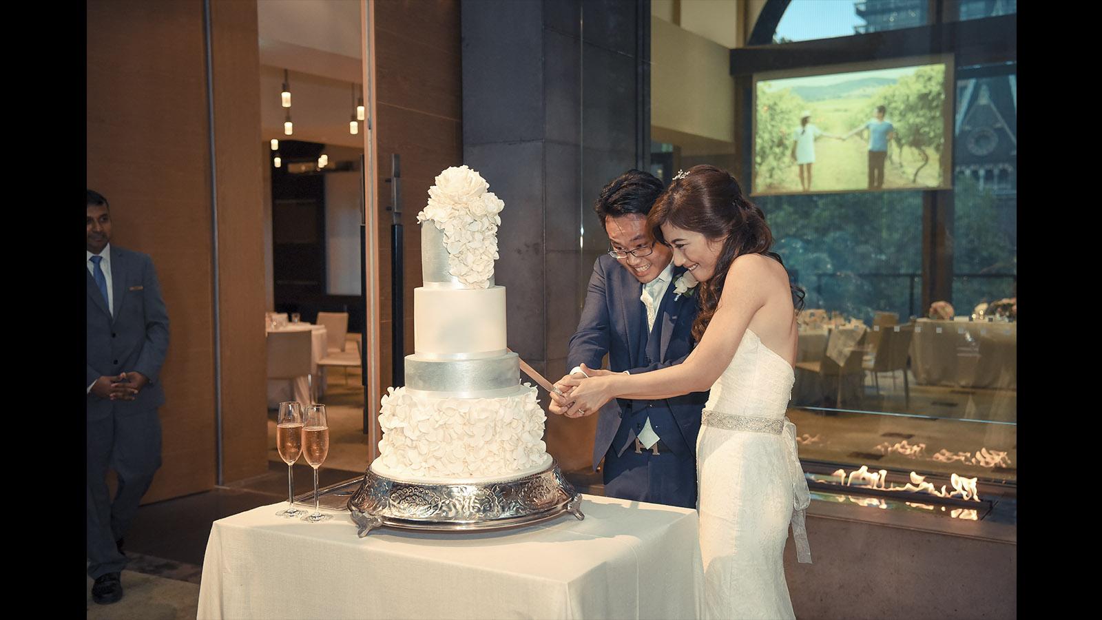 Wedding Reception Grand Hyatt