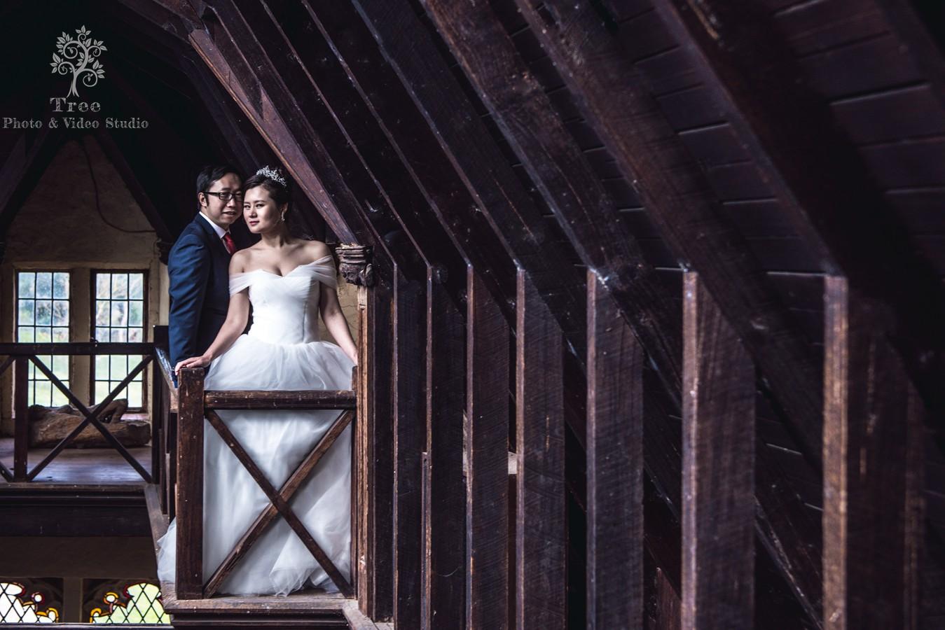 Montsalvat-attic