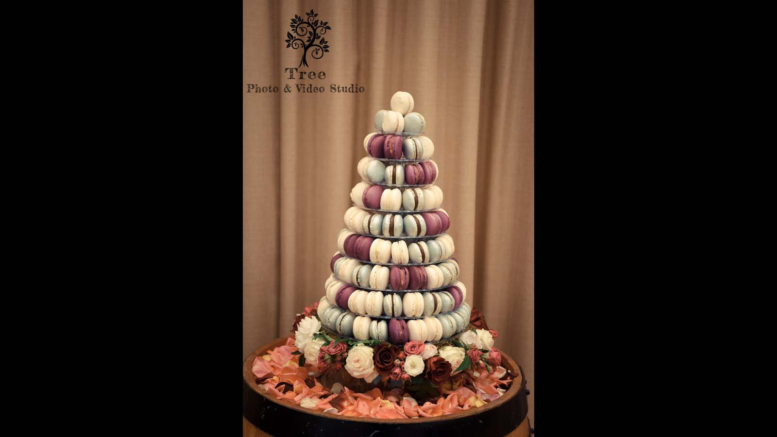 Yarra Vally Balgownie Wedding cake