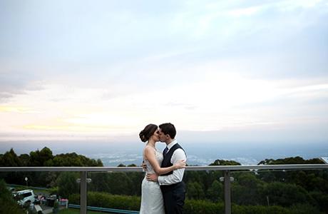 Skyhigh Mount Dandenong Wedding Video