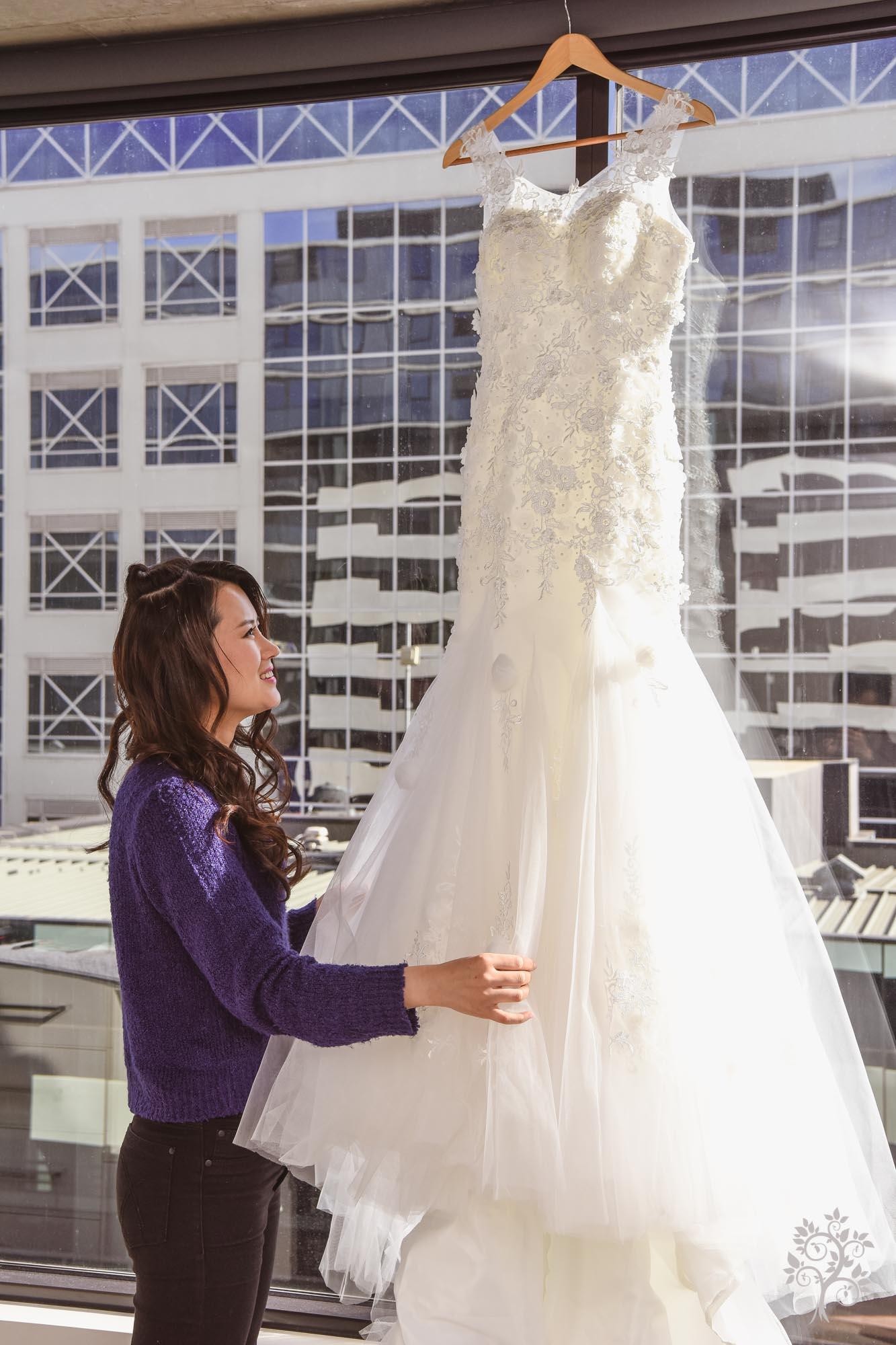 The Willows Wedding Photo