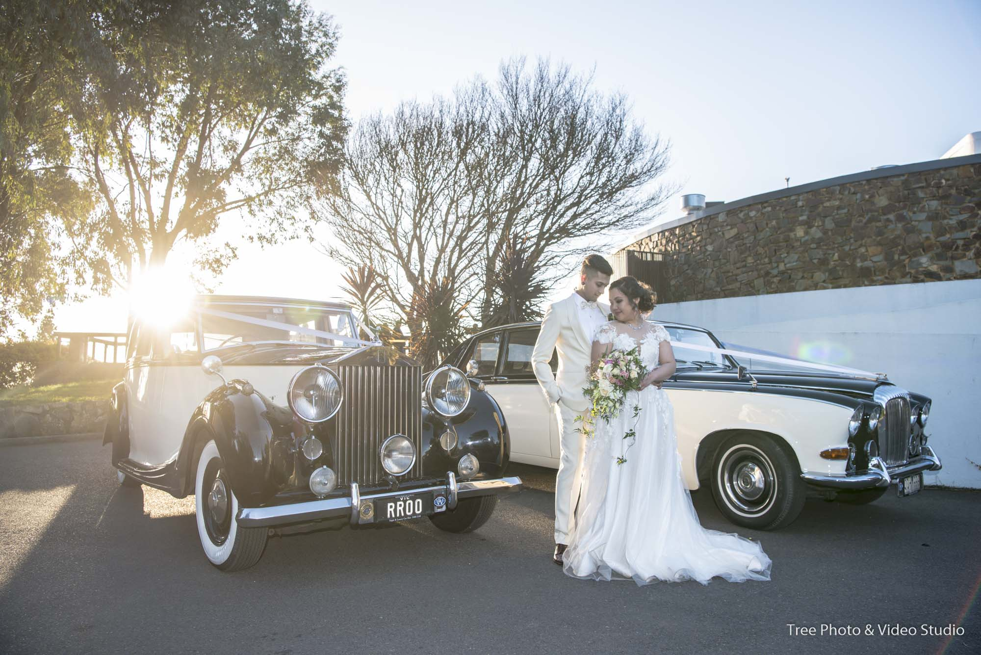 Stephanie and Nafsy's Wedding at SkyHigh Mount Dandenong