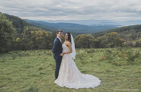 Lyrebird Falls Wedding Video