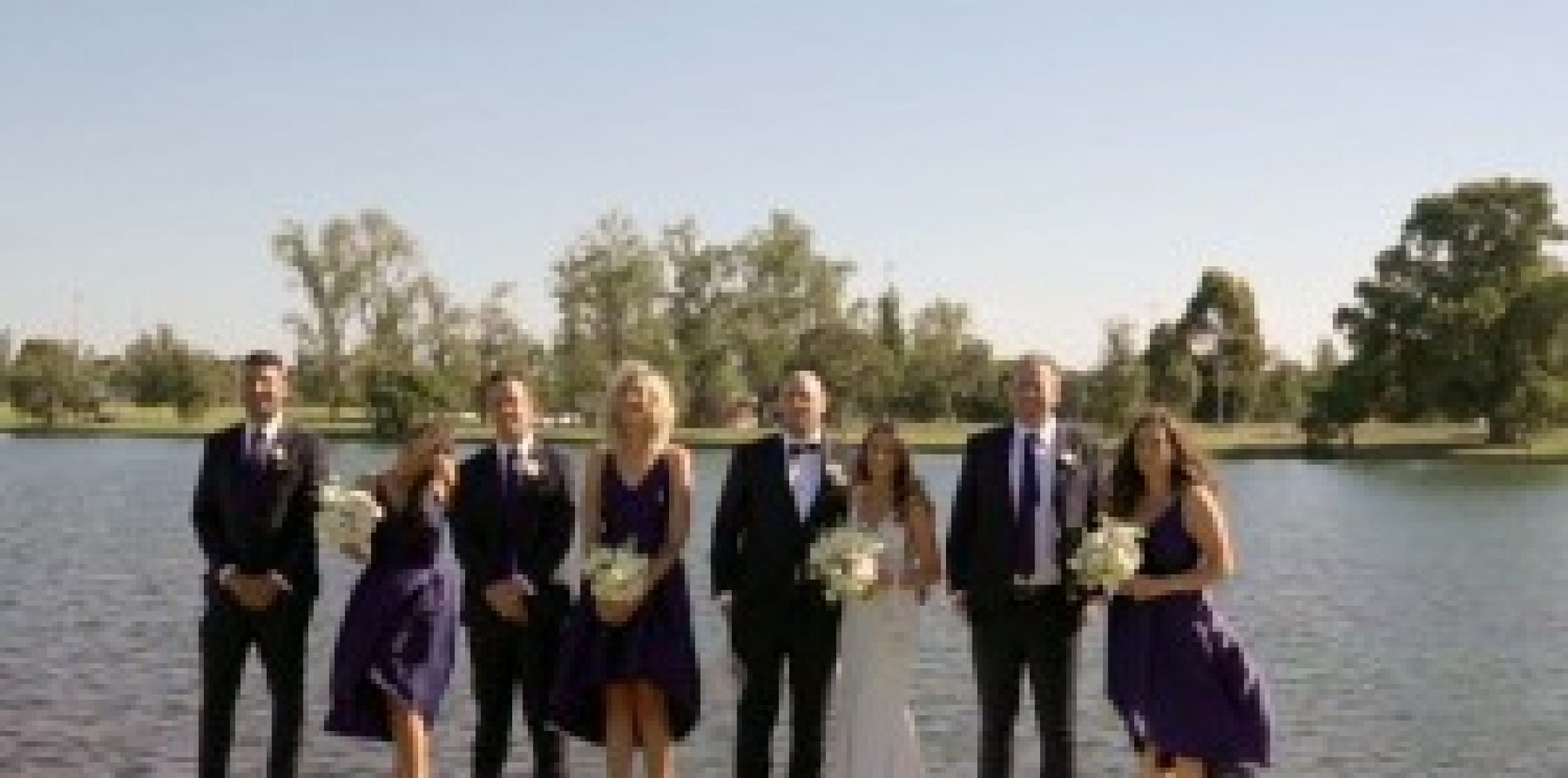 Jillian and garry greenfields albert park wedding video