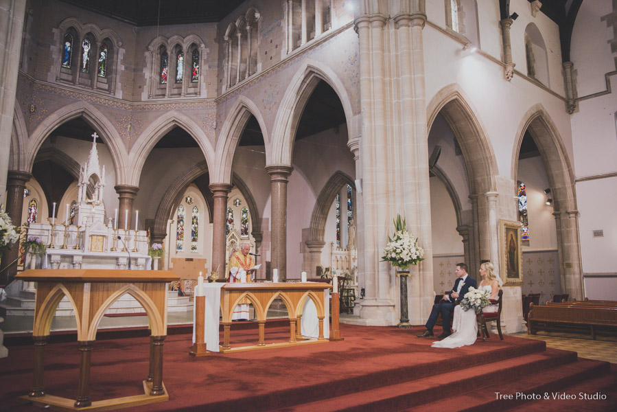 St Ignatius' Church & Farm Vigano Wedding Photography (37)