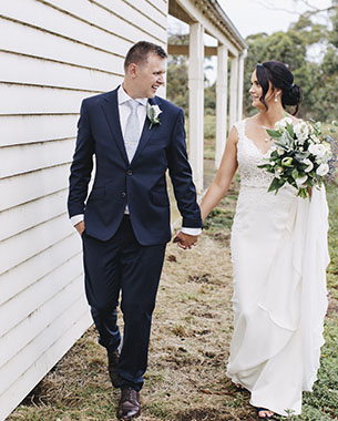 Serena & damian | eynesbury homestead wedding photography melbourne