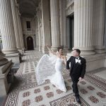 David and pink hotel windsor, melbourne wedding photography