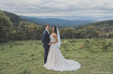 Adrianna & Mark | Lyrebird Falls Wedding Photography