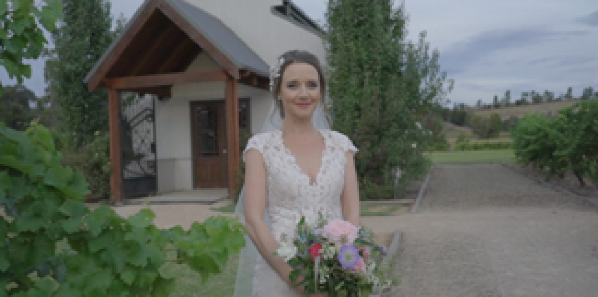 Kelly & dj immerse in the yarra valley wedding video