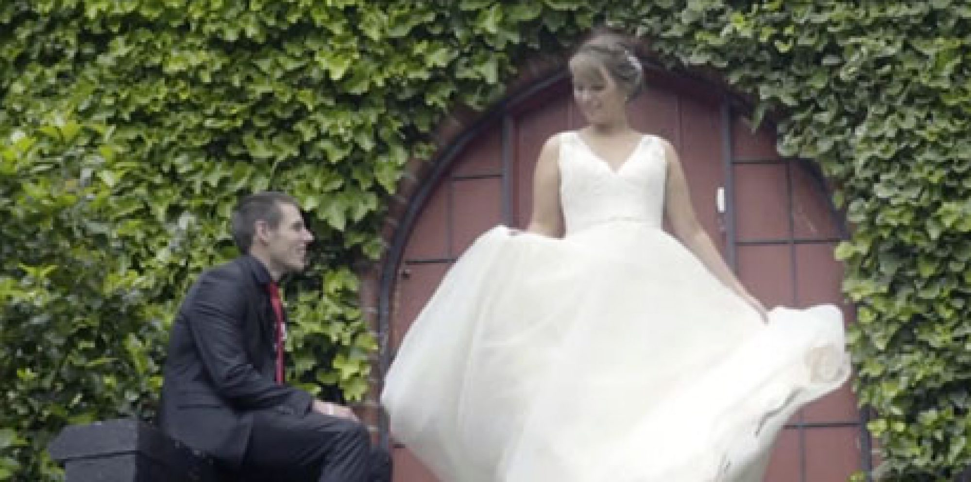 Joanna and matt avalon castle wedding video