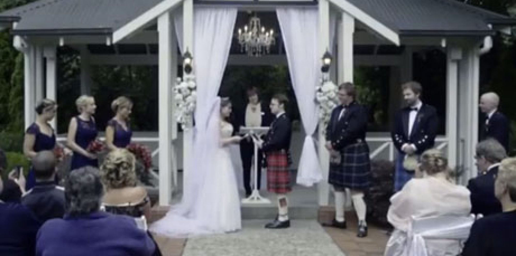 Tailah & chris marybrooke manor wedding video