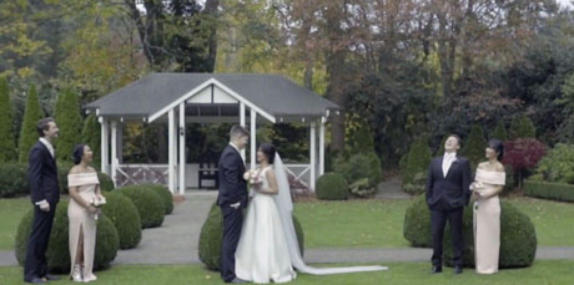 Michelle & mark marybrooke manor wedding video