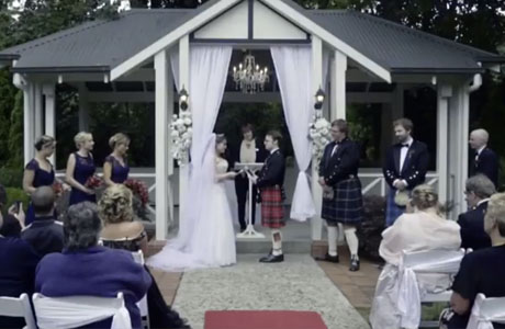 Tailah & Chris | Marybrooke Manor Wedding Video