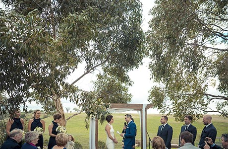 warrawong woolshed real wedding 3