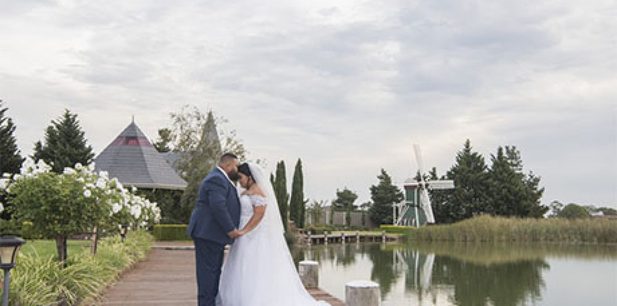 Molly and andy windmill gardens reception wedding video