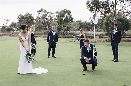 Eynesbury Homestead Wedding 1