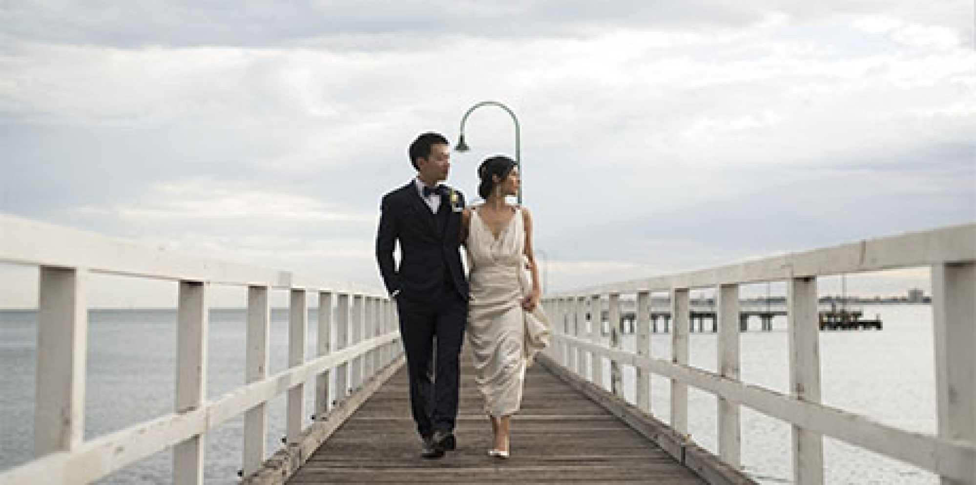 Xuan & calvin | river edge events wedding video