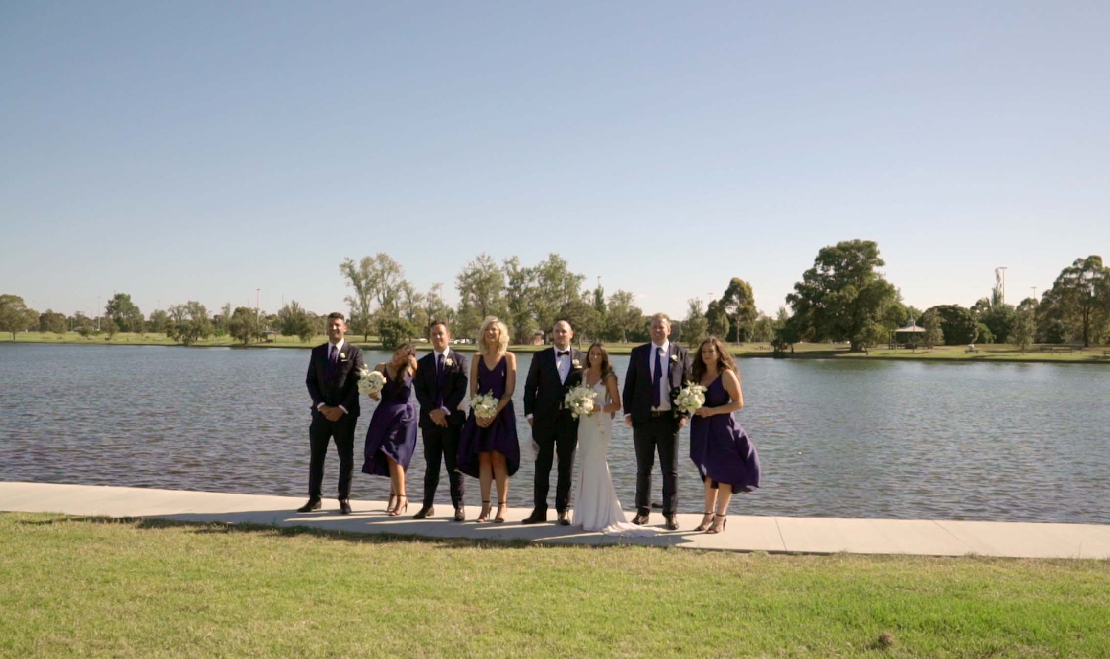 Greenfields Albert park wedding 1